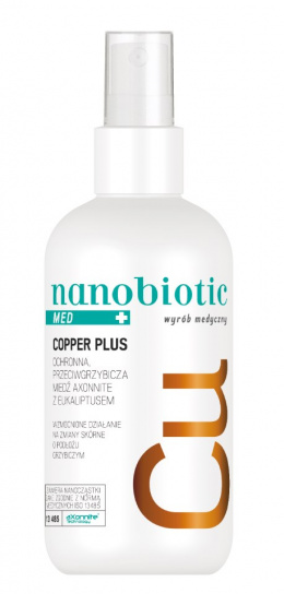 Nanobiotic Copper Plus
