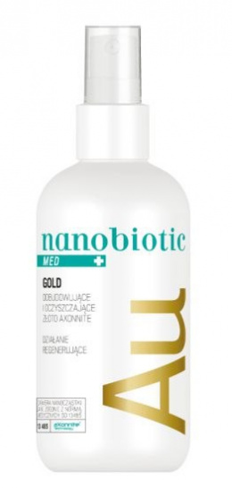 Nanobiotic Gold