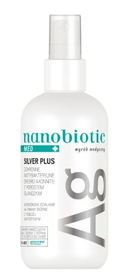 Nanobiotic Silver Plus